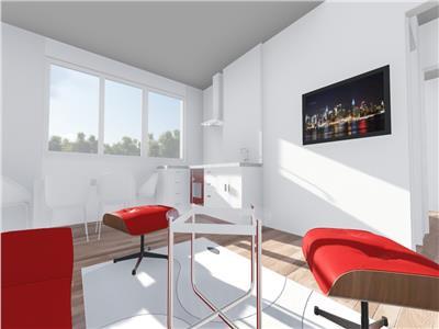 Apartament 2 camere - Bloc Nou - Casa Sindicatelor