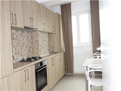 Centru Tg Cucu bloc nou apartament 1 camera decomandat