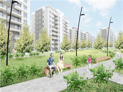 Apartament 3 camere NOU Tatarasi 2 bai  Nemobilat