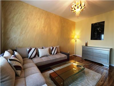 Apartament 2 camere lux, 54mp, bloc nou Bucium Mutare imediata