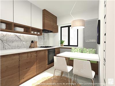 Apartament 2 camere ,49mp, CUG-T Neculai 1km