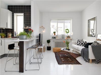 Apartament 2 camere open space  ,37mp, CUG-T Neculai 1km