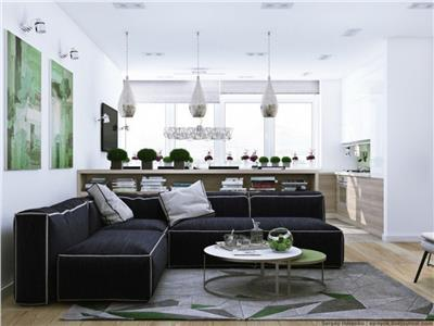 Apartament 3 camere, 58mp CUG-Rond Vechi