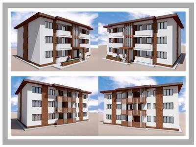 Apartament 2 camere Tatarasi - 60mp