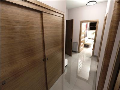 Apartament 2 camere Oancea, bloc nou, predare oct. 2019