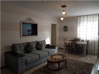Apartament cu 3camere - mobilat si utilat
