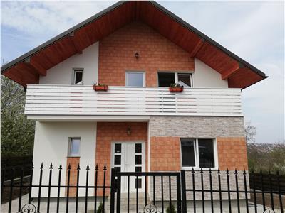 Vila individuala ,4 camere,teren 420mp,CUG Horpaz