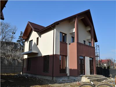 Casa tip duplex, Bucium - Barnova, 100 mp utili + 300 mp teren