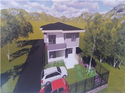 Casa individuala, Popas Pacurari - Rediu, 90mp, 81.000 euro