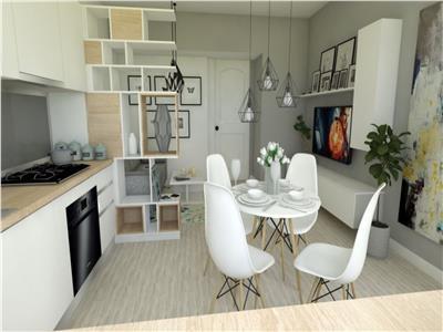 Apartament 2 camere, central, Smardan, 79.000 euro
