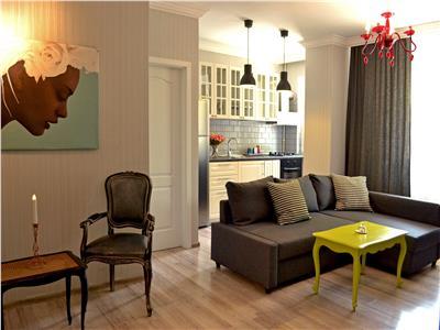 Apartament 2 camere, decomandat, Copou, Targusor, 55.5mp