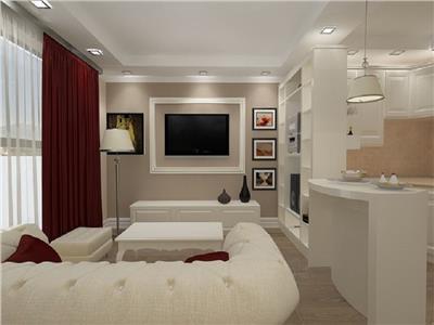 Direct proprietar apartament 1 camera decomandat, 49,2mp, Oancea