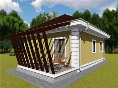 Vila Individuala 88500 euro Miroslava - Valea Ursului