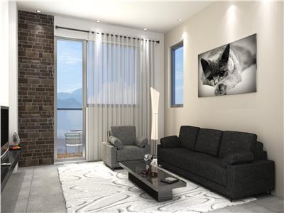 Apartament 2 camere, 58mp utili,complet mobilat 72000 euro, investiti