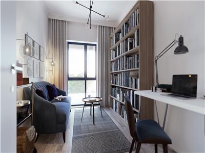 Apartament 2 camere, Oancea, Tatarasi, 43.50mp utili