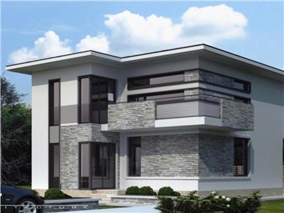 Vila individuala proiect deosebit
