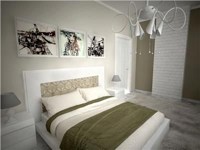 Apartament 2 camere ,61mp, Cug-Lunca Cetatuii