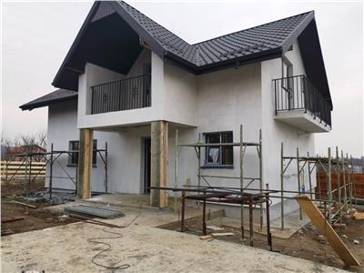 Casa 4 camere 550mp teren Valea Adanca