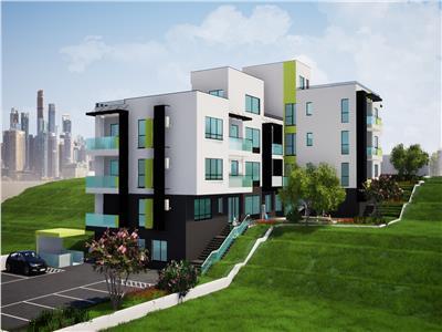 Apartament o camera - Tatarasi - 2 Baieti - Bloc nou