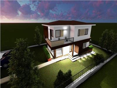 Vila individuala 4 camere Valea Adanca