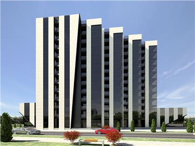 Copou - Apartamente Noi - 3 camere - 2 bai