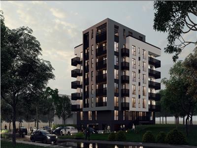 Apartament 2 camere - 61mp- Copou - incalzire in pardoseala