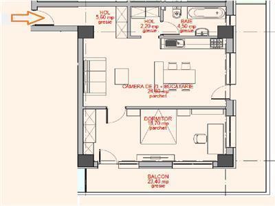 Apartament 2 camere, Copou, zona Agronomiei-Mutare rapida