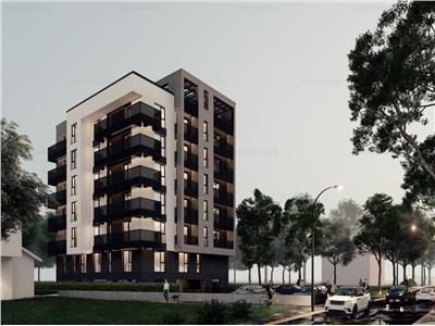Apartament 3 camere model cu 2 bai, finalizare septembrie 2021