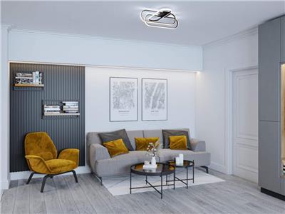 Apartament cu 3 camere, 89.5mp, Copou, 84790