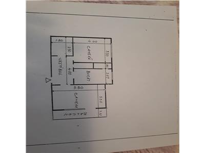 Apartament 2camere, CUG -Tudor Neculai