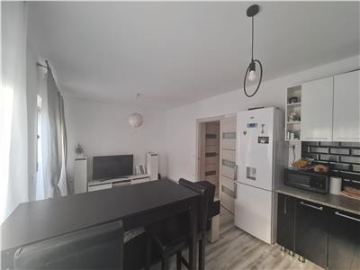Apartament 2 camere - mobilat si utilat complet + terasa