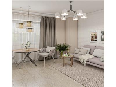 Apartament 2 camere, Tatarasi, 39 mp, 48.260 euro
