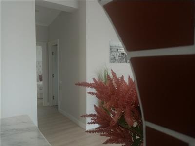 Penthouse 2 camere mobilat si utilat, Popas Pacurari